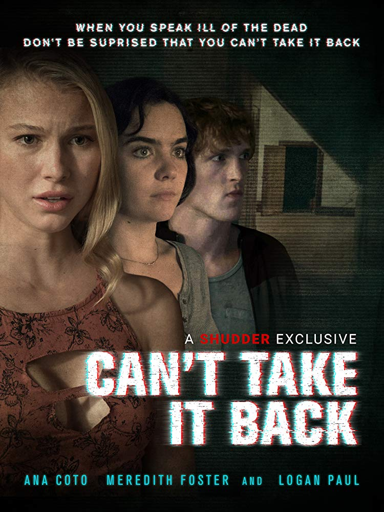 CANT TAKE IT BACK (2017)