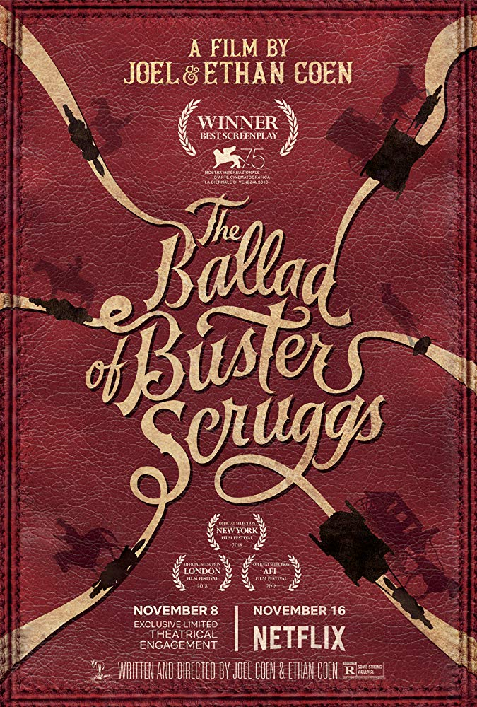 The Ballad of Buster Scruggs(2018)