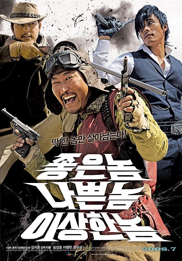 The Good the Bad the Weird (Joheunnom nabbeunnom isanghannom) (2008)