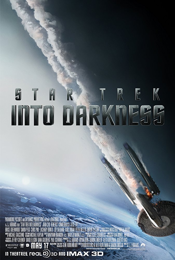 Star Trek- Into Darkness (2013)