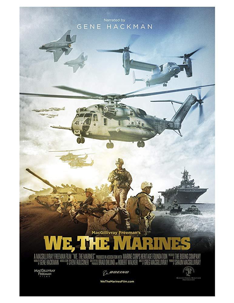We, the Marines(2017)