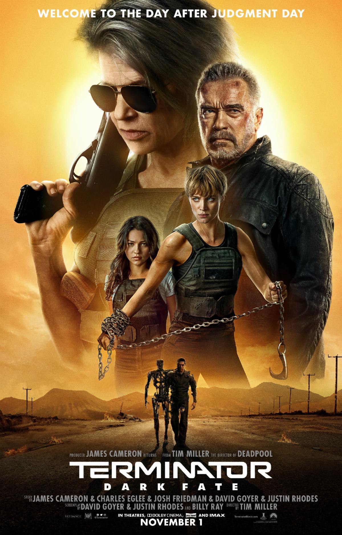 Terminator Dark Fate (2019) SD