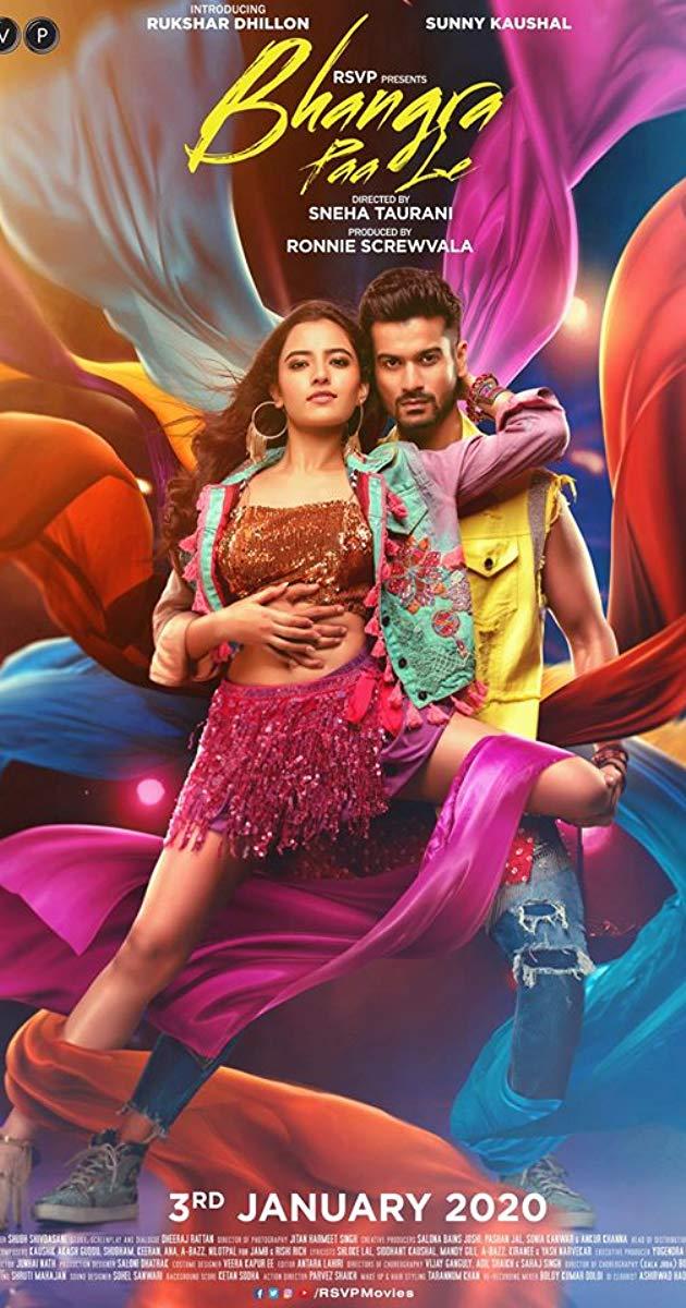 Bhangra Paa Le (2020) HD