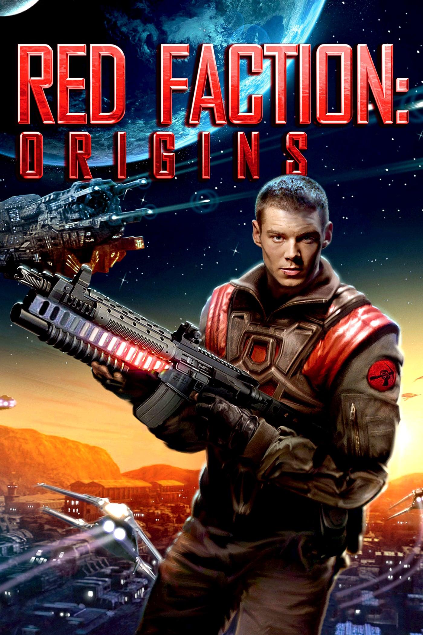 Red Faction Origins (2011) HD