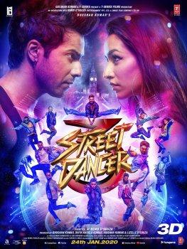 Street Dancer 3D (2020) HD