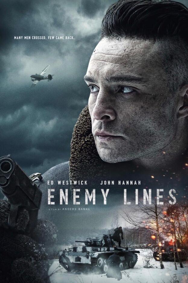 Enemy Lines (2020) HD