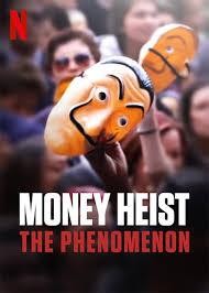 Money Heist The Phenomenon (2020) HD