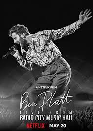 Ben Platt Live from Radio City Music Hall (2020) HD