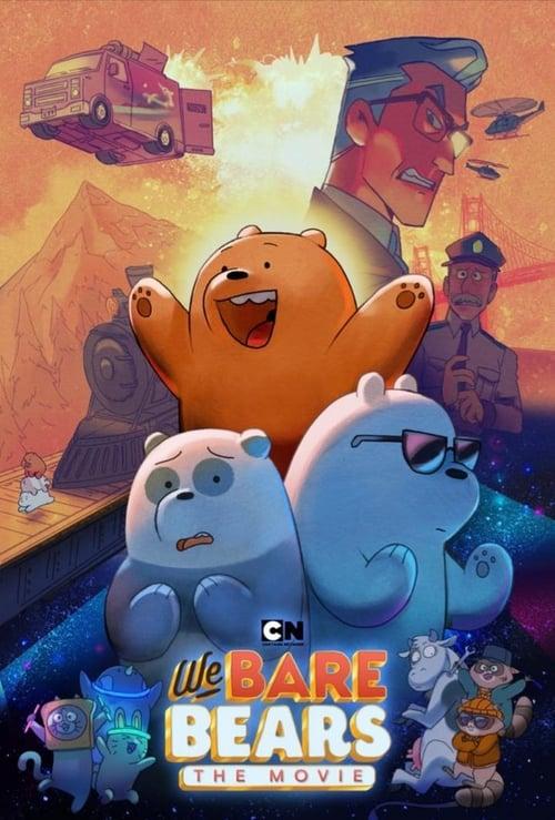 We Bare Bears The Movie (2020)