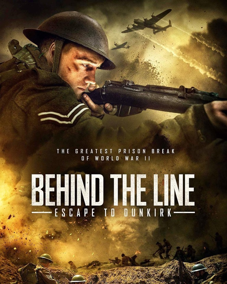 Behind the Line Escape to Dunkirk (2020)
