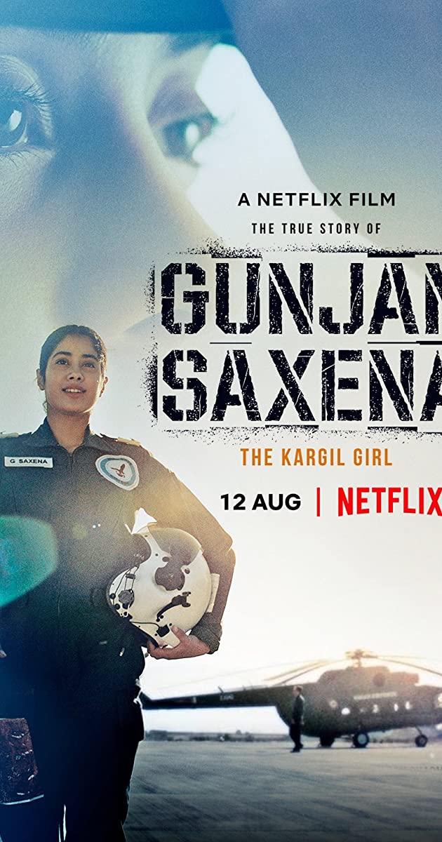 Gunjan Saxena The Kargil Girl (2020)