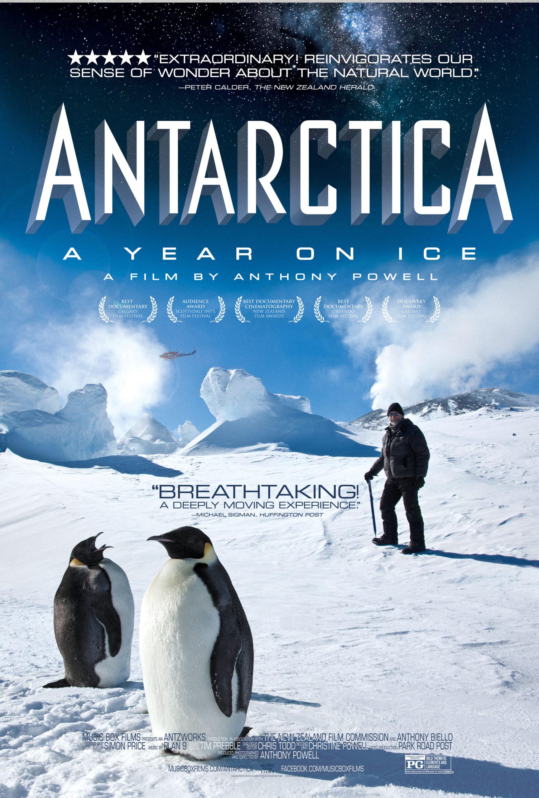 Antarctica (2020)