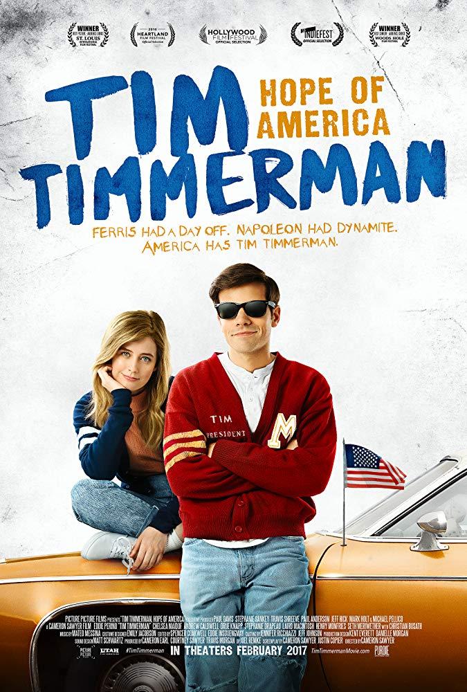 TIM TIMMERMAN HOPE OF AMERICA (2017)