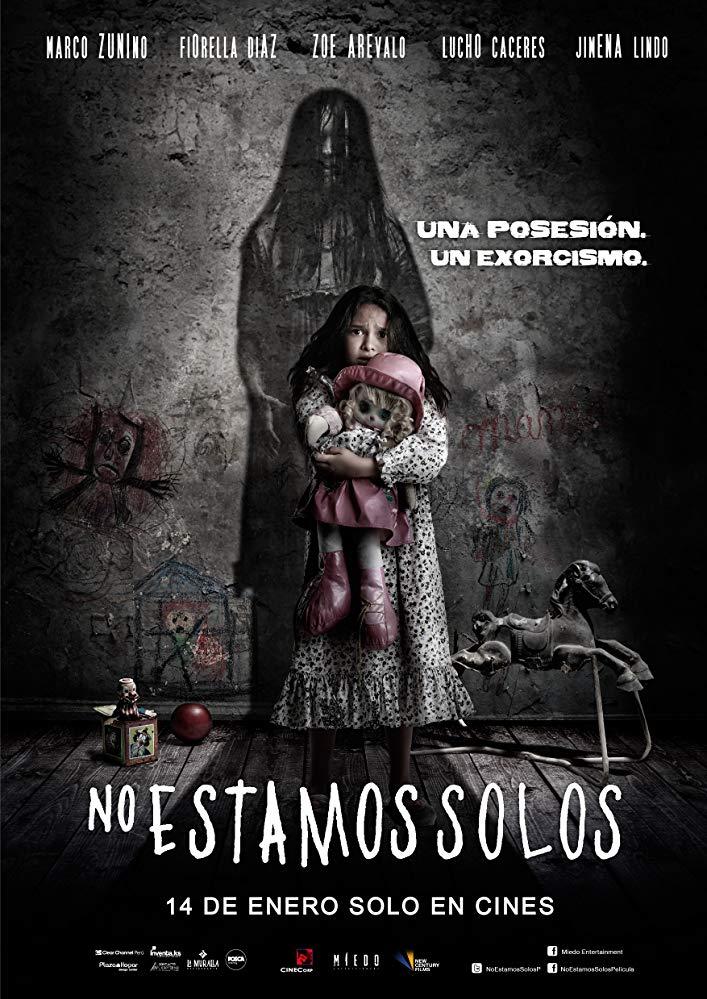 NO ESTAMOS SOLOS (2016)