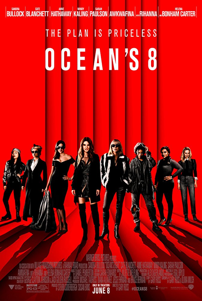 OCEANS EIGHT (2018)