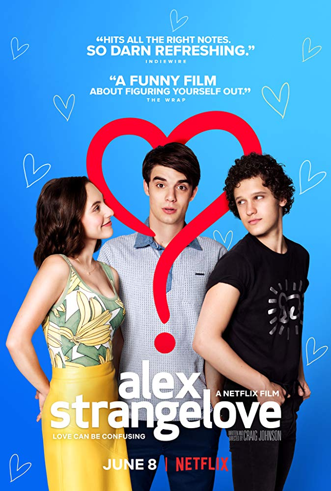 ALEX STRANGELOVE (2018)