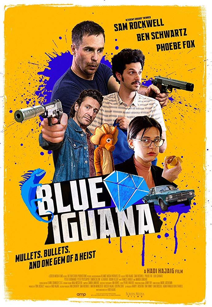 BLUE IGUANA(2018)