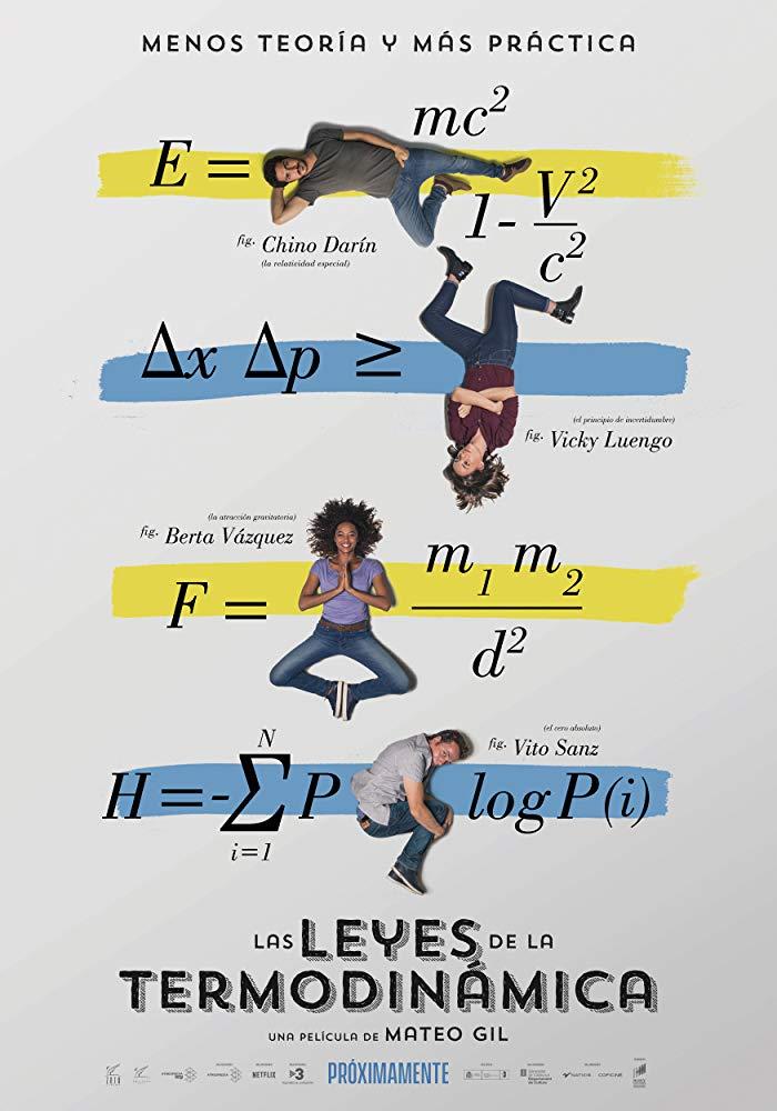 The Laws of Thermodynamics (Las leyes de la termodinamica) (2018)