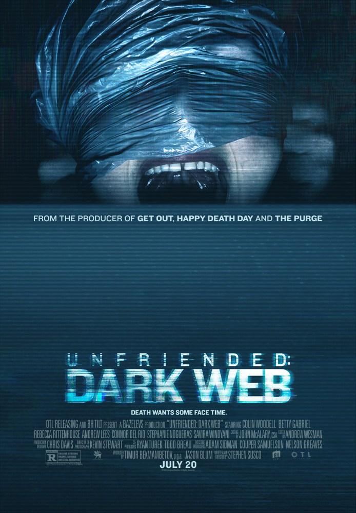 Unfriended Dark Web (2018)