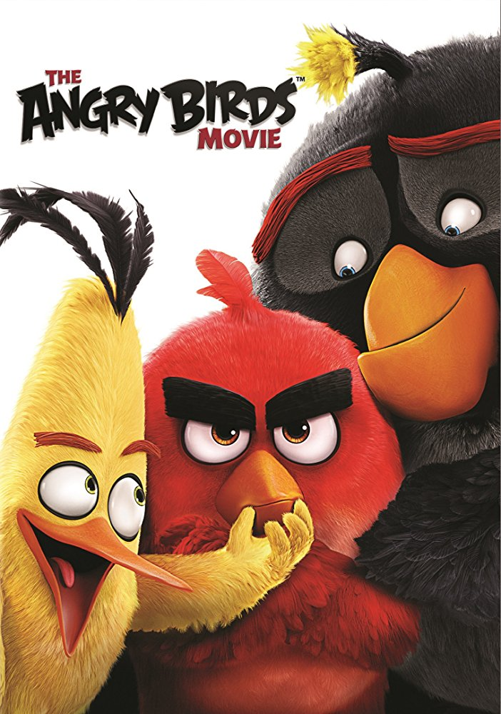 The Angry Birds Movie (Angry Birds) (2016)