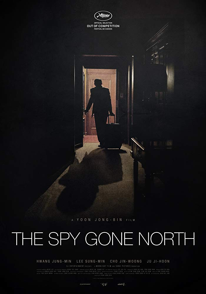 The Spy Gone North (Gongjak) (2018)