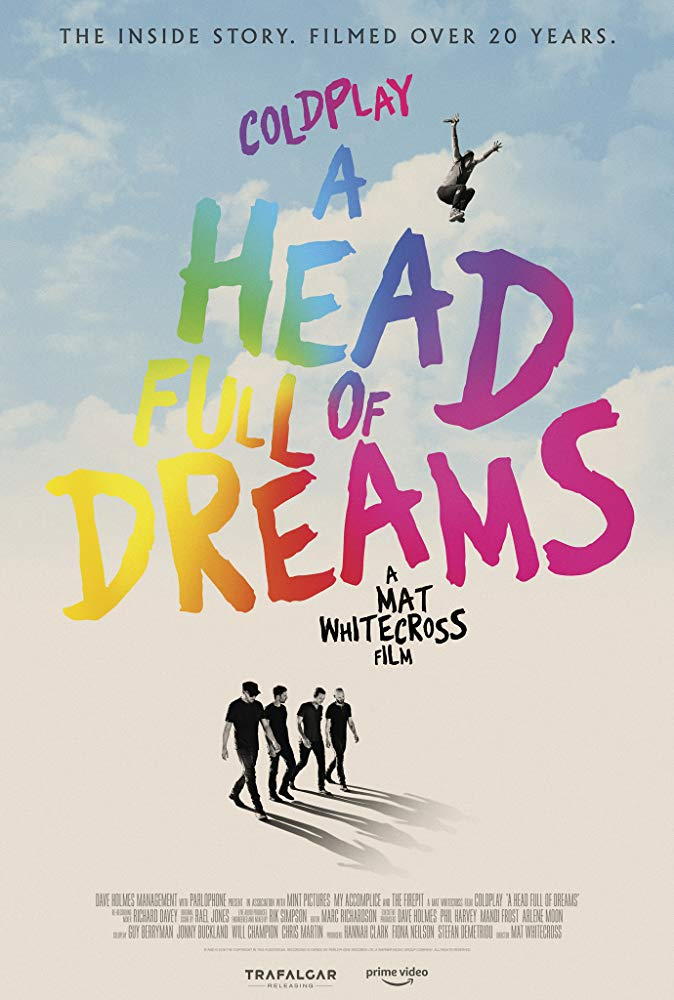 Coldplay- A Head Full of Dreams (2018)