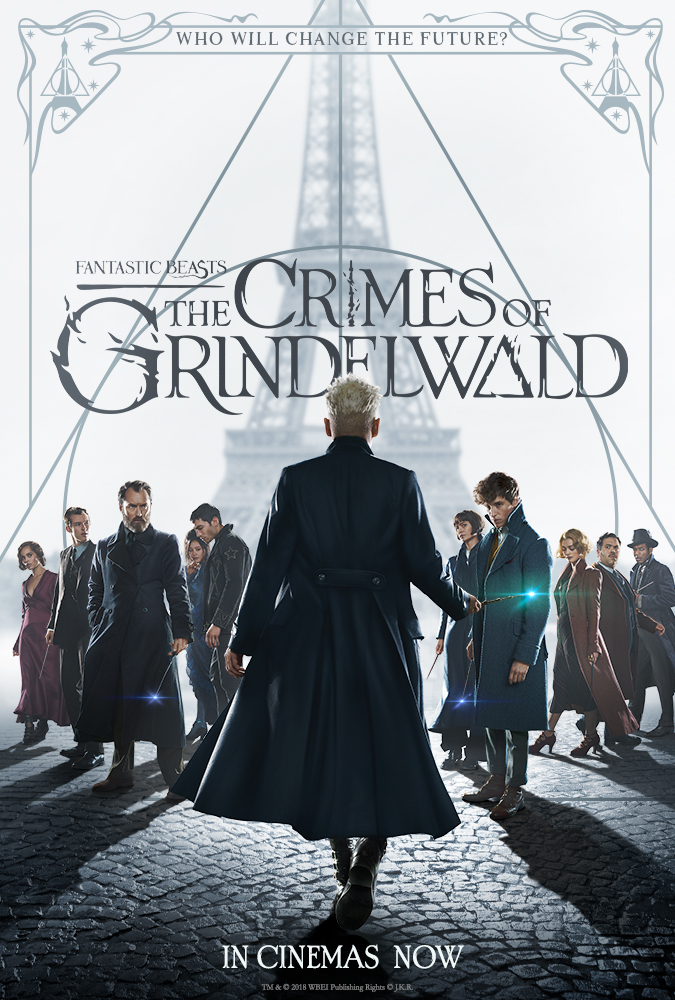 Fantastic Beasts- The Crimes of Grindelwald (2018)
