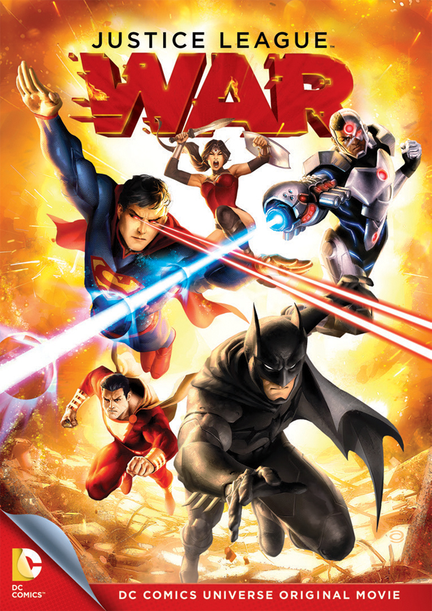 Justice League- War (2014)