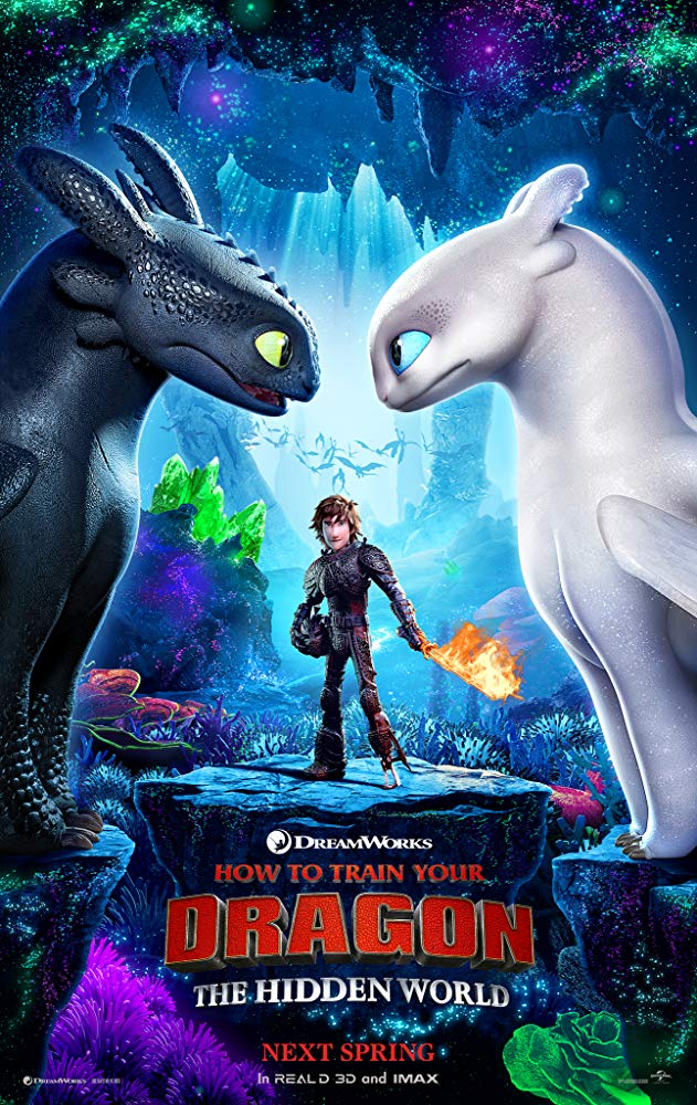 How to Train Your Dragon- The Hidden World (2019)