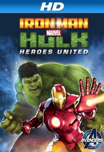 Iron Man & Hulk- Heroes United (2013)
