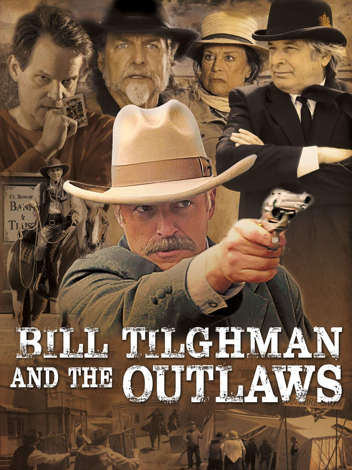 Bill Tilghman and the Outlaws (2019) SD