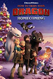 How to Train Your Dragon Homecoming (2019) hd