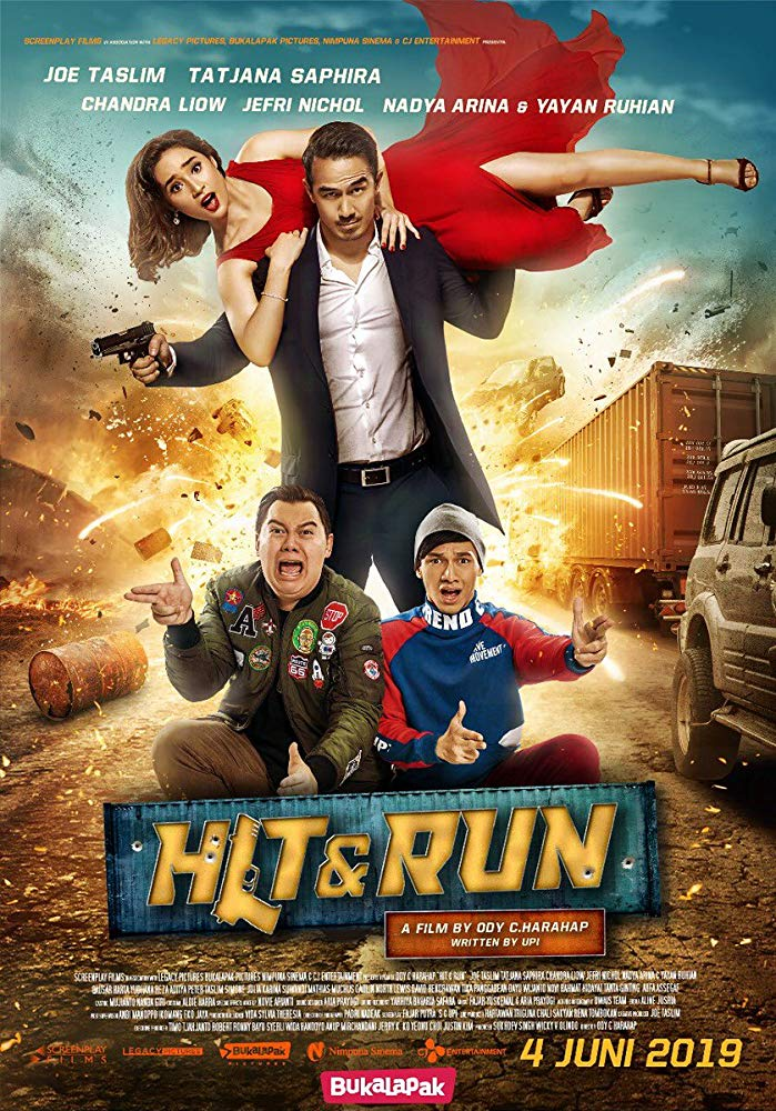 Hit & Run (2019) HD