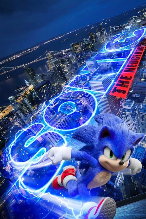 Sonic the Hedgehog (2020) SD