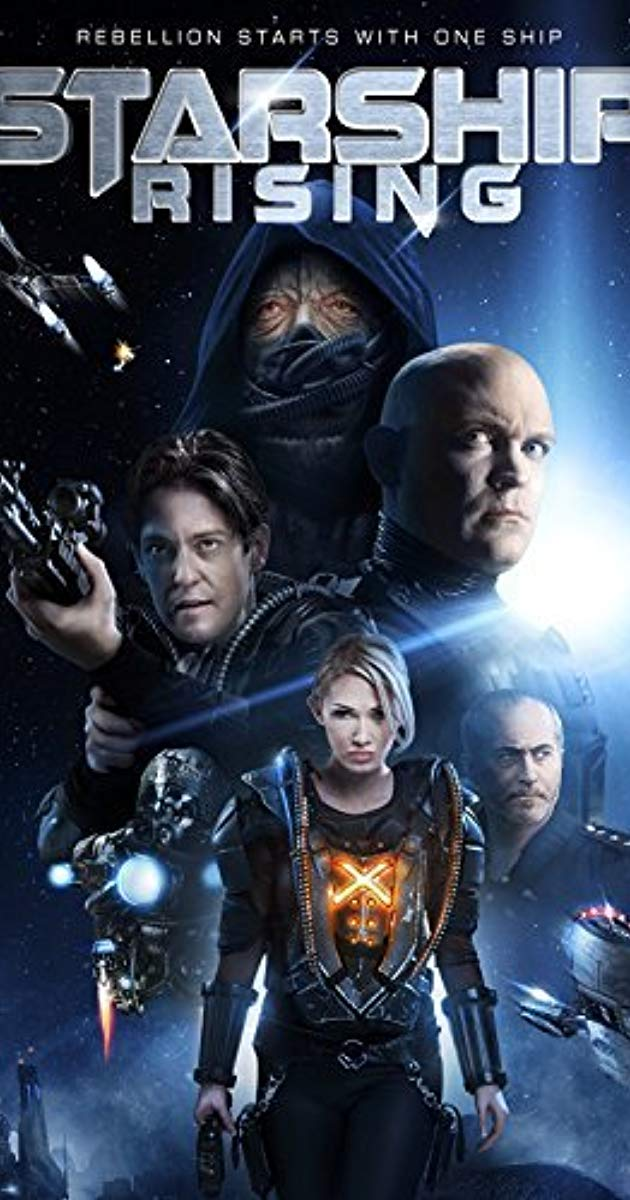 Starship Rising (2014) HD