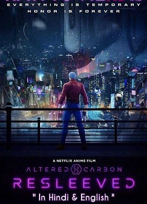 Altered Carbon Resleeved (2020) HD