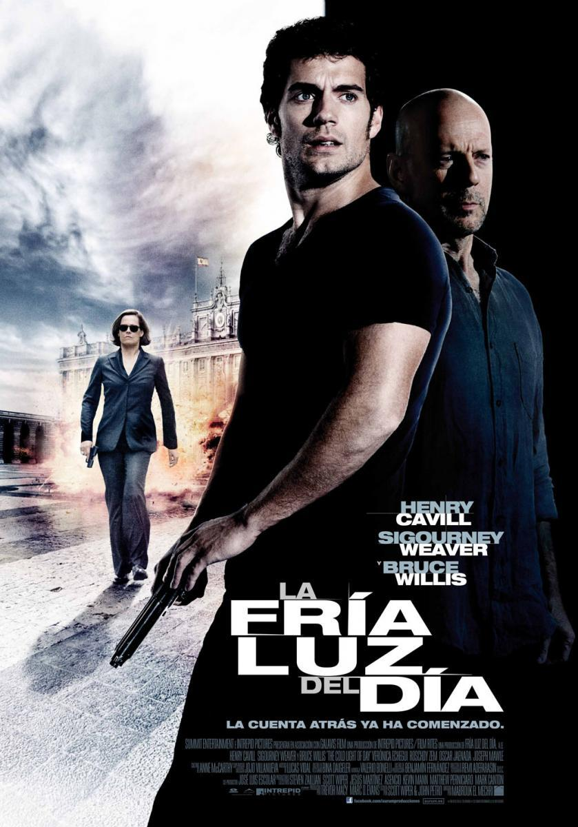 The Cold Light of Day (2012) HD