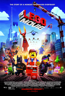 The Lego Movie (2014) HD