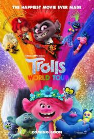 Trolls World Tour (2020) HD