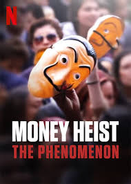 Money Heist The Phenomenon (2020) HD