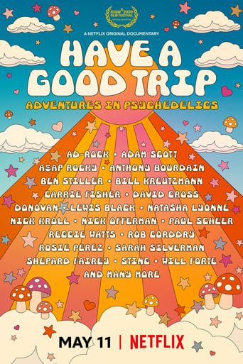 Have a Good Trip Adventures in Psychedelics (2020) HD