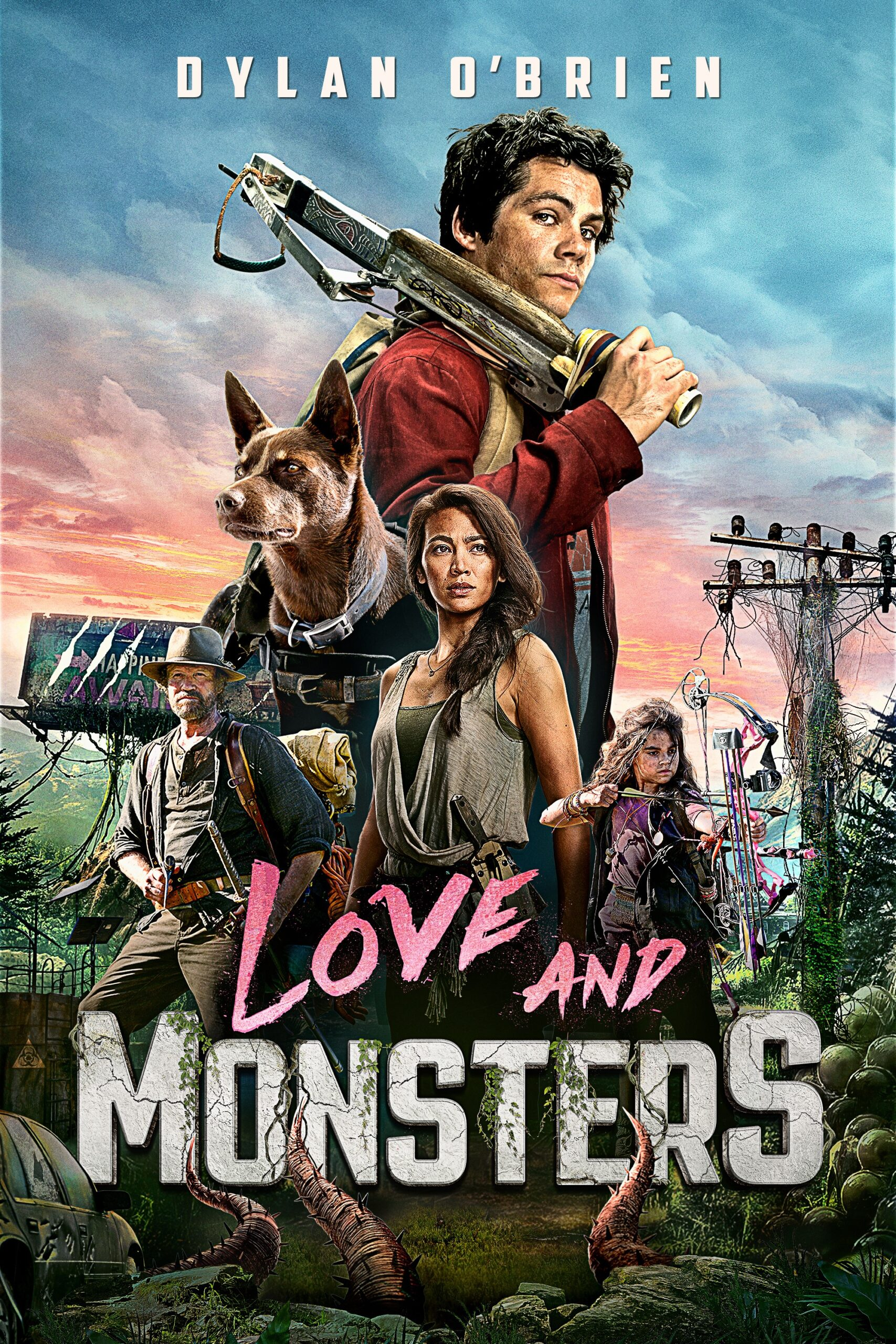 Love and Monsters (Monster Problems) (2020)