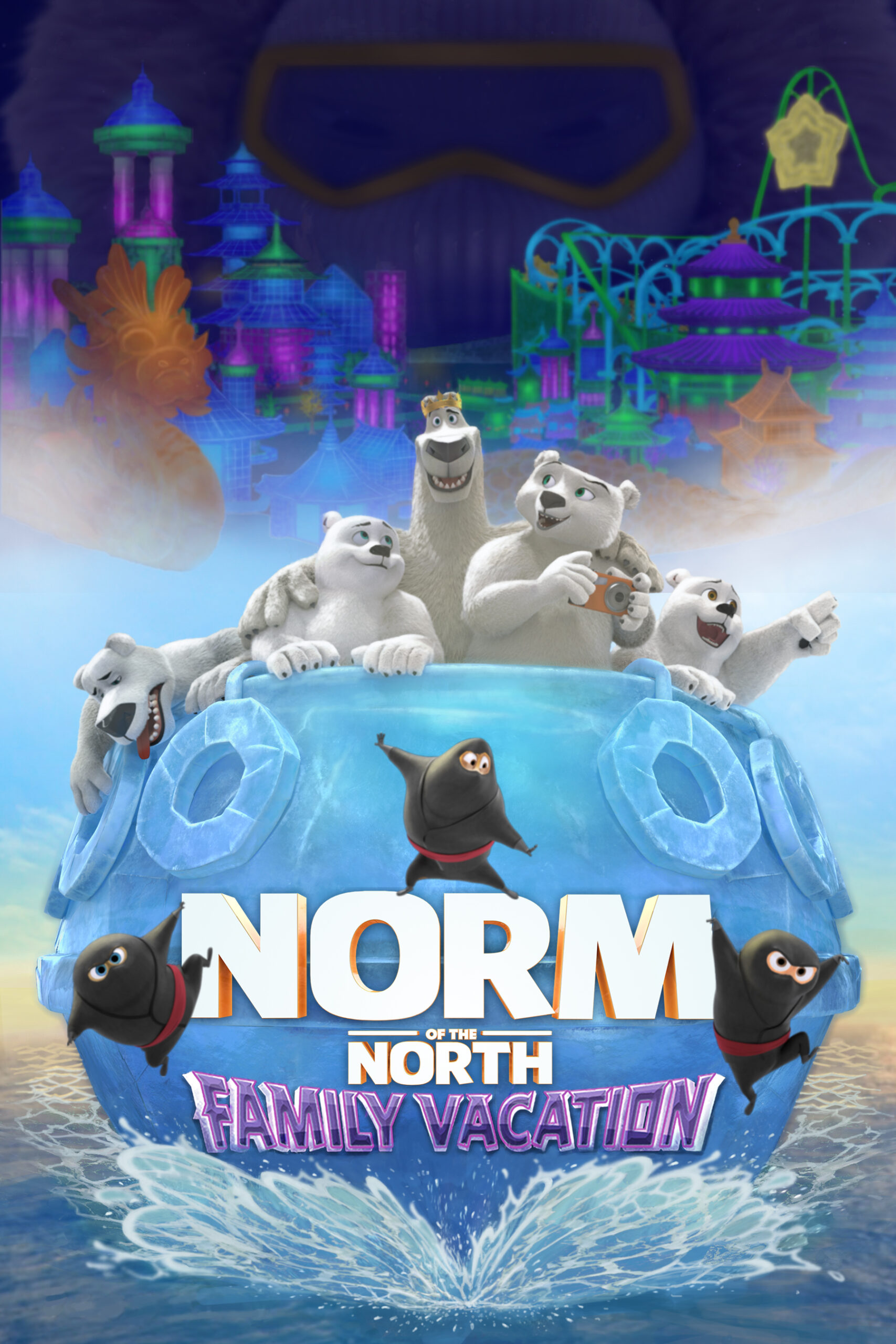 Norm of the North Family Vacation (2020)