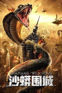 Sand Python Siege (2020)